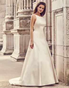 Buying A Wedding Gown For Your Body Shape: Hourglass Style 2238