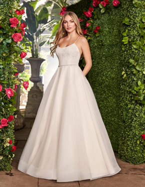 Buying A Wedding Gown For Your Body Shape: Hourglass Style 2256