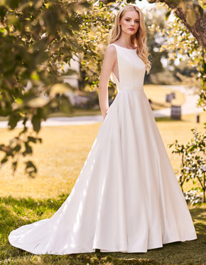 Buying A Wedding Gown For Your Body Shape: Hourglass Style 2282