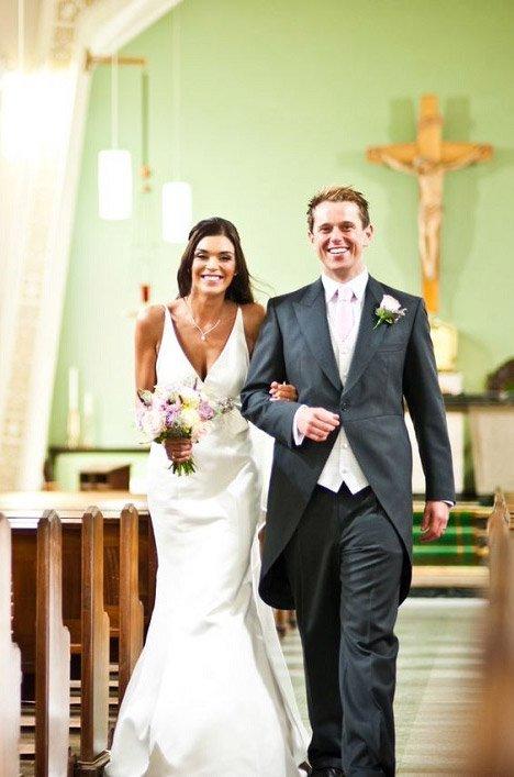 Real Bride Ballymena Ireland Clare Jonathan