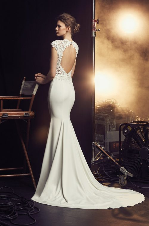 Open Back Wedding Dress - Style #2083 | Mikaella Bridal