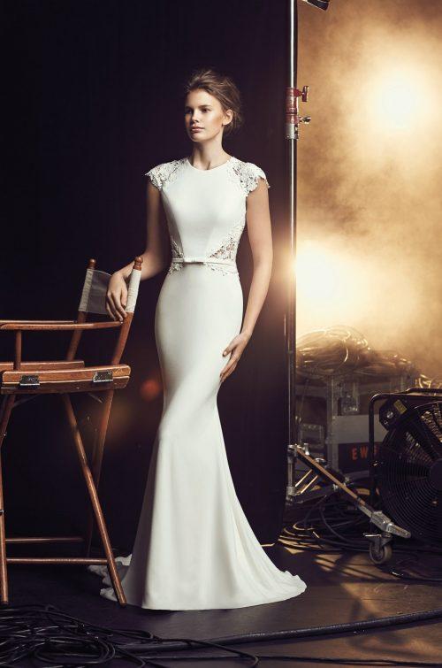 Open Back Wedding Dress - Style #2083 | Mikaella Bridal