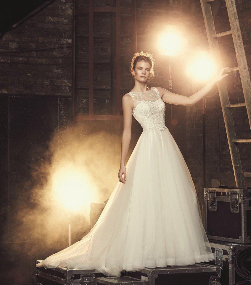 mikaella bridal wedding