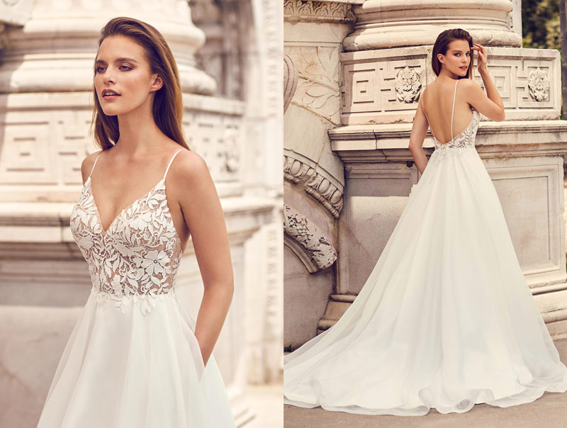 Featured Gown Mikaella Style 2225