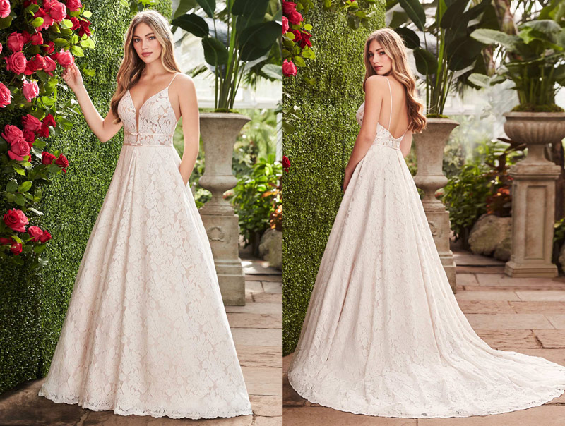 Mikaella 2020 Wedding Resolutions Style 2266