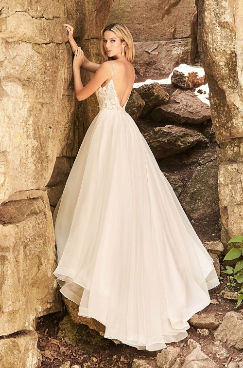 Eye-Catching Wedding Dress - Style #2331 | Mikaella Bridal
