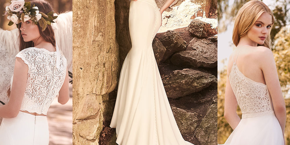 Can I Customize My Wedding Dress - Buttons