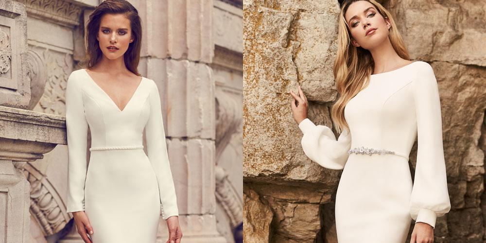 Can I Customize My Wedding Dress - Sleeve Change